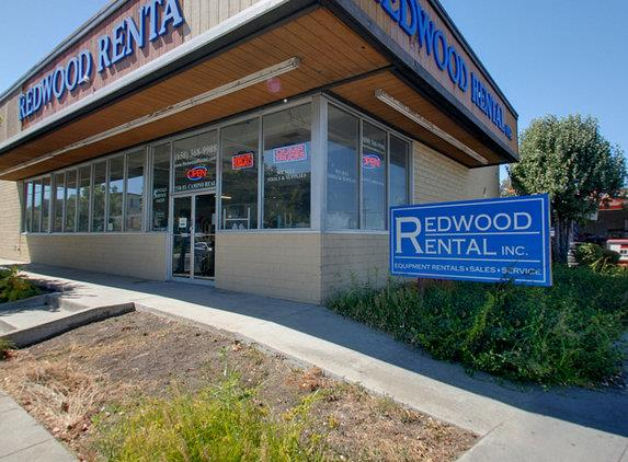 Redwood Rental Inc - Redwood City, CA