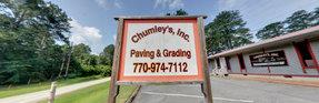 CHUMLEY'S PAVING