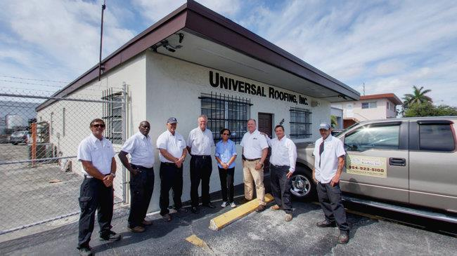 Universal Roofing Inc