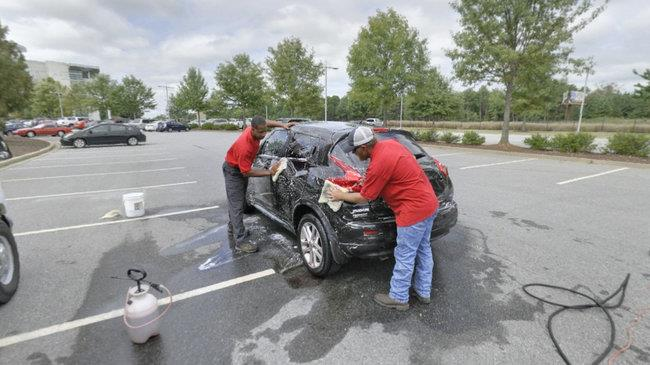 Wilsons mobile car wash detailing 403 miller rd greenville sc galleryview all 1 solutioingenieria Image collections
